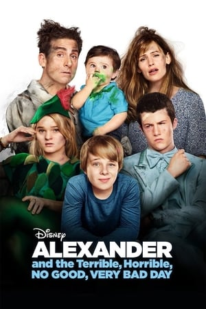 Image Alexander and the Terrible, Horrible, No Good, Very Bad Day