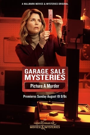 Image Garage Sale Mysteries: Picture a Murder