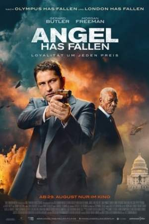 poster Angel Has Fallen