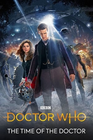 Image Doctor Who: The Time of the Doctor