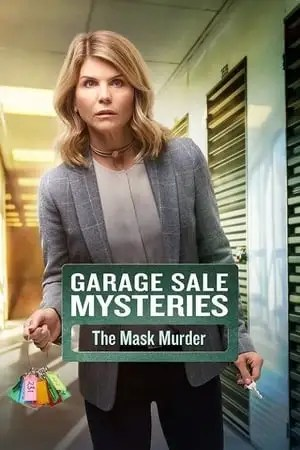 Image Garage Sale Mysteries: The Mask Murder