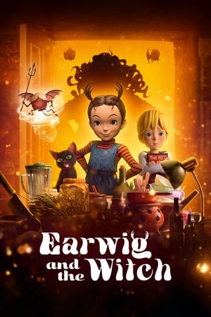 Image Earwig and the Witch