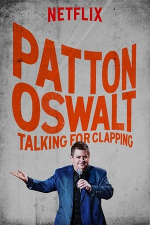 Image Patton Oswalt: Talking for Clapping