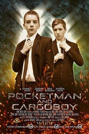 Image Pocketman and Cargoboy