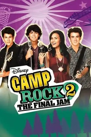 Image Camp Rock 2: The Final Jam