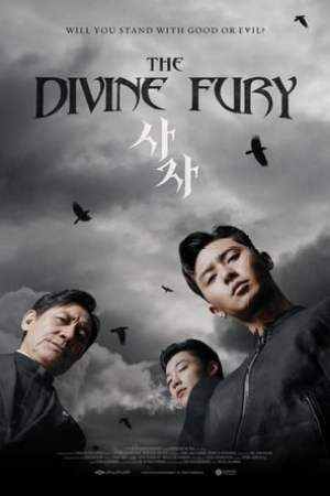 poster The Divine Fury