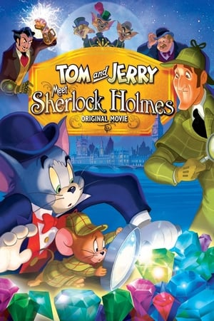 Image Tom and Jerry Meet Sherlock Holmes