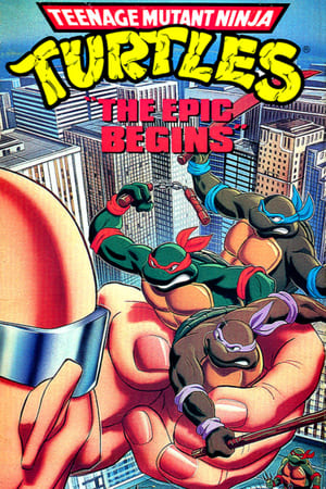Image Teenage Mutant Ninja Turtles: The Epic Begins