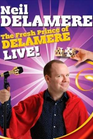 Image Neil Delamere: The Fresh Prince Of Delamere
