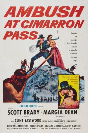 Ambush at Cimarron Pass