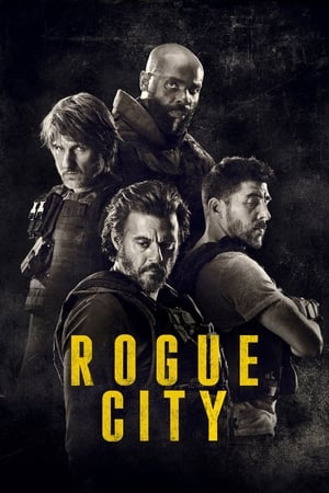 poster Rogue City