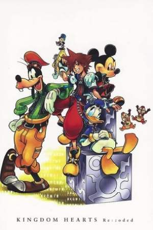 Image Kingdom Hearts Re:coded