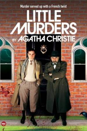 Image The Little Murders of Agatha Christie