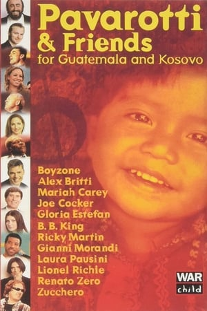 Image Pavarotti & Friends 99 for Guatemala and Kosovo