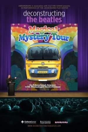 Image Deconstructing The Beatles Magical Mystery Tour