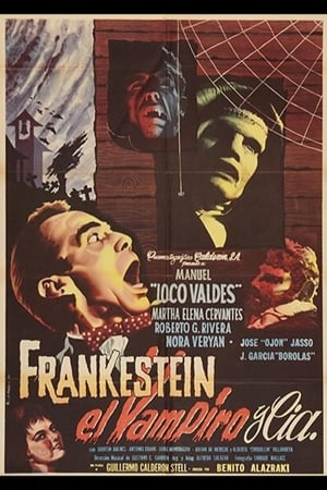 Frankenstein, the Vampire and Company