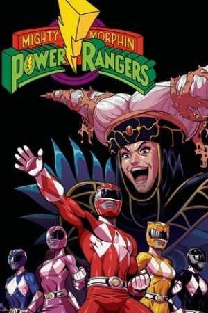 Image Power Rangers
