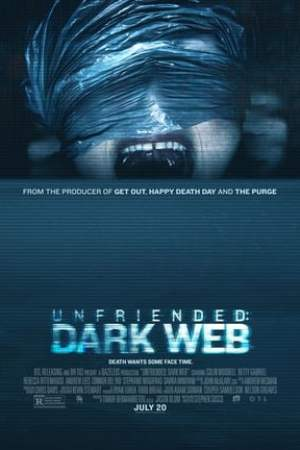 Image Unfriended: Dark Web
