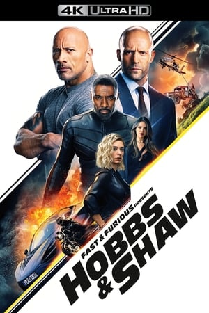 poster Fast & Furious Presents: Hobbs & Shaw