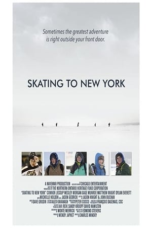Image Skating to New York