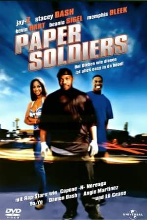 Image Paper Soldiers