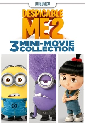 Image Despicable Me 2: 3 Mini-Movie Collection