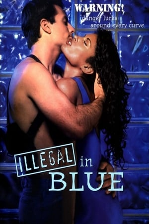 Image Illegal in Blue