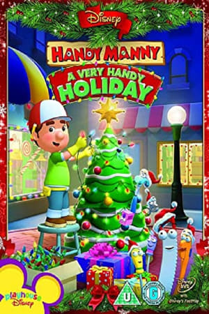 Image Handy Manny: A Very Handy Holiday