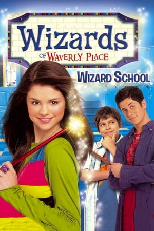 Image Wizards of Waverly Place: Wizard School