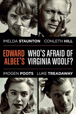 Image National Theatre Live: Edward Albee's Who's Afraid of Virginia Woolf?
