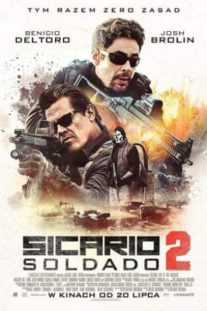 Image Sicario: Day of the Soldado