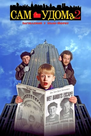 Image Home Alone 2: Lost in New York