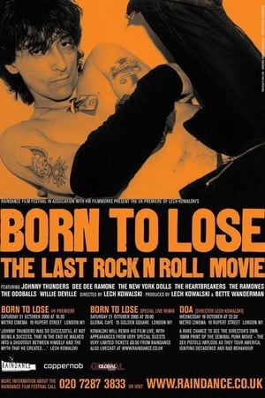 Image Born to Lose: The Last Rock and Roll Movie