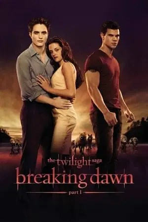 Image The Twilight Saga: Breaking Dawn - Part 1