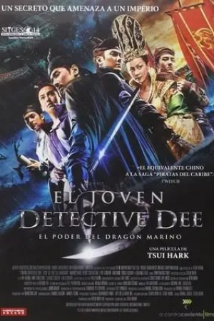 Image Young Detective Dee: Rise of the Sea Dragon