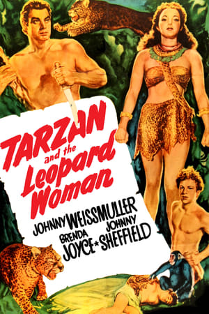Image Tarzan and the Leopard Woman