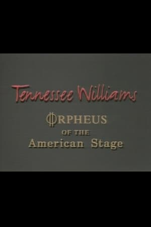 Image Tennessee Williams: Orpheus of the American Stage