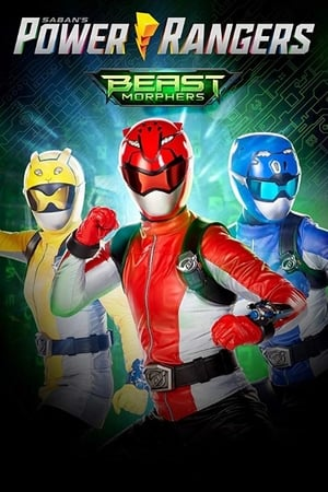 Image Power Rangers Beast Morphers