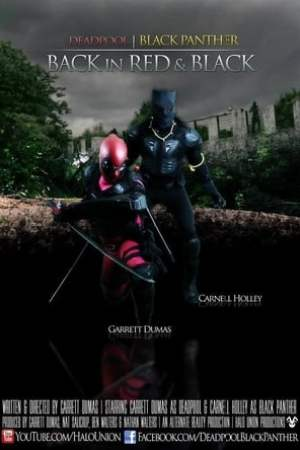 Image Deadpool & Black Panther: Back in Red & Black