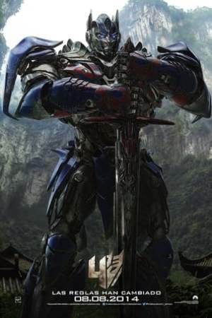 Image Transformers: Age of Extinction