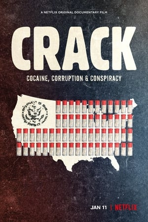 poster Crack: Cocaine, Corruption & Conspiracy