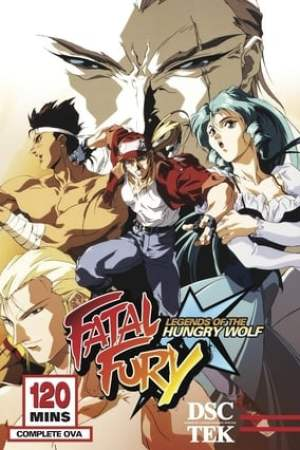Image Fatal Fury: Legend of the Hungry Wolf