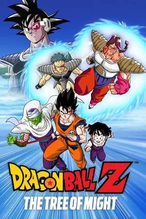 Image Dragon Ball Z: The Tree of Might