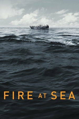 Image Fire at Sea