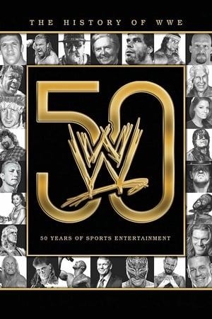 Image The History of WWE: 50 Years of Sports Entertainment