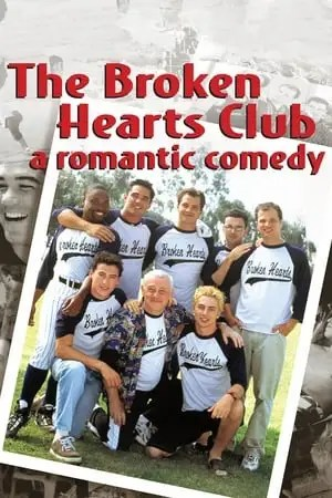 Image The Broken Hearts Club: A Romantic Comedy