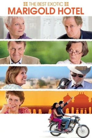 Image The Best Exotic Marigold Hotel
