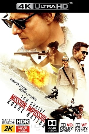 Image Mission: Impossible - Rogue Nation