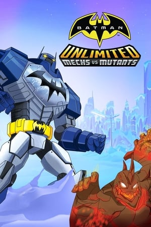 Image Batman Unlimited: Mechs vs. Mutants