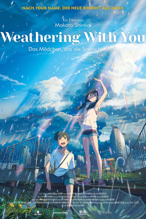 poster Weathering with You
